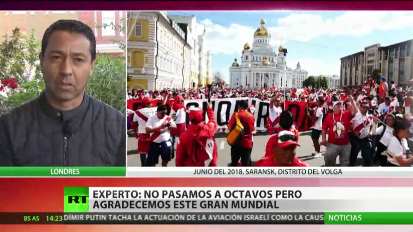 """Asistente del seleccionador de Perú: El Mundial de Rusia 2018 fue """"una linda experiencia"""""""