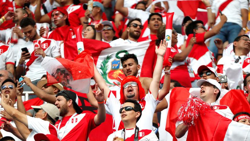 The Best FIFA: Perú gana el premio Mejor Afición