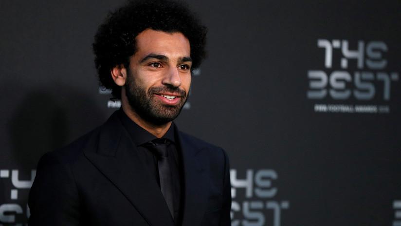 The Best FIFA: Salah, mejor gol de la temporada 2018 (VIDEO)