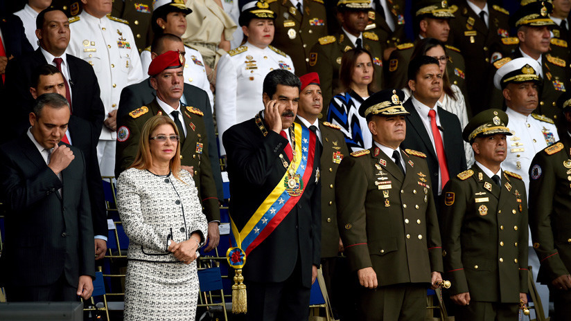 Nuevas sanciones de EE.UU. contra miembros del Gobierno venezolano y la esposa de Maduro