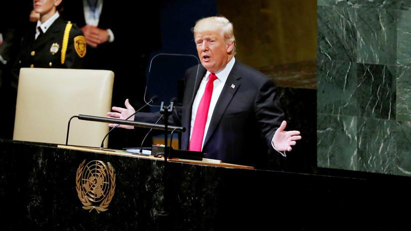 """Trump considera que un golpe militar en Venezuela podría triunfar """"rápidamente"""""""