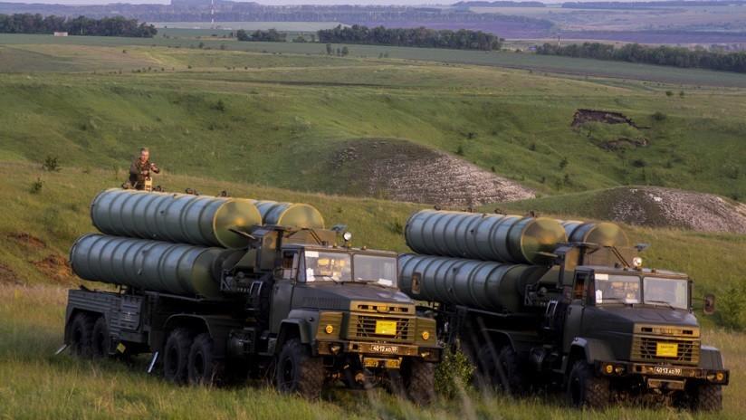 """Siria: """"La entrega del sistema S-300 hará a Israel reconsiderar la idea de volver a atacarnos"""""""