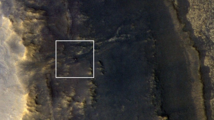 La NASA muestra la primera foto del Opportunity tras una gigantesca tormenta de 100 días en Marte