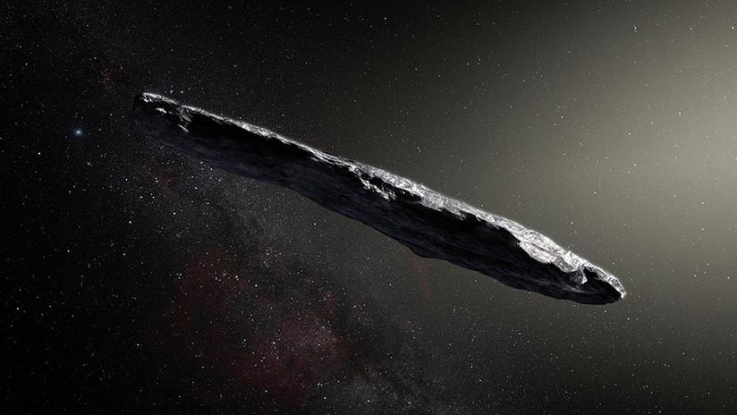Acotan el lugar de procedencia de Oumuamua, el primer 'asteroide intruso' en el Sistema Solar