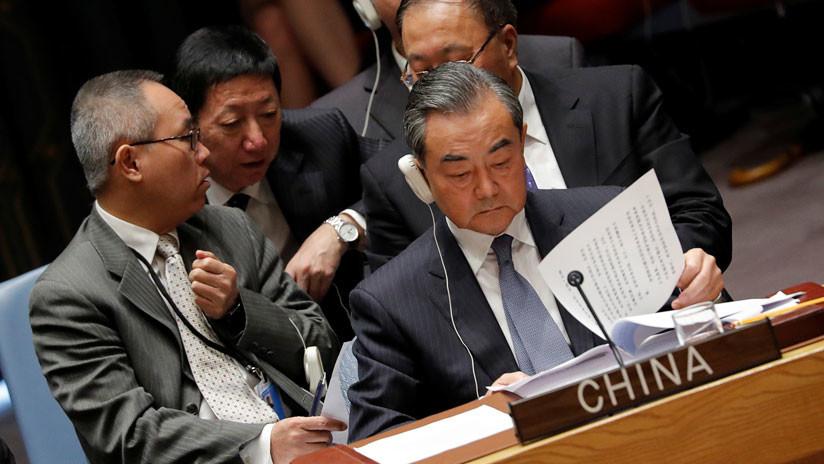 Intromisión de China en asuntos de EEUU llegó a