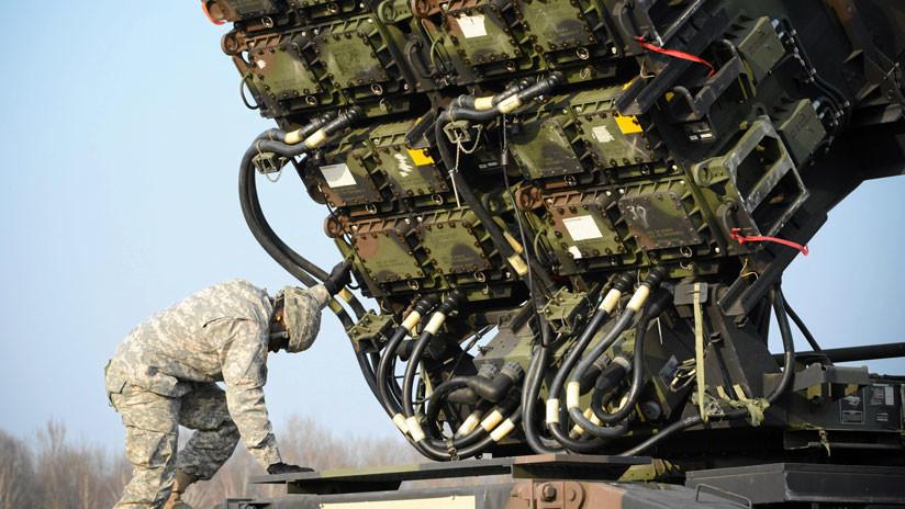 EE.UU. planea retirar parte de sus sistemas antiaéreos de Oriente Medio