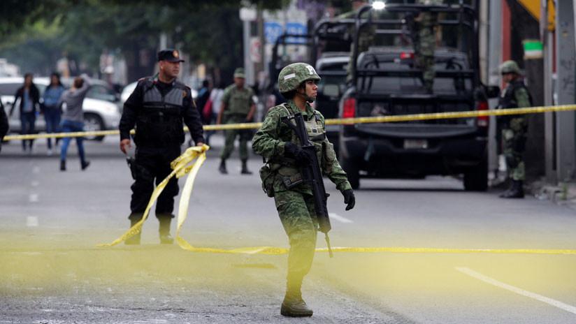 Lo que revela el primer mapa georreferenciado sobre la violencia letal en Ciudad de México
