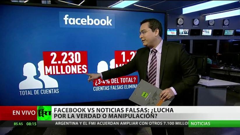 Facebook vs noticias falsas: ¿Lucha por la verdad o manipulación?