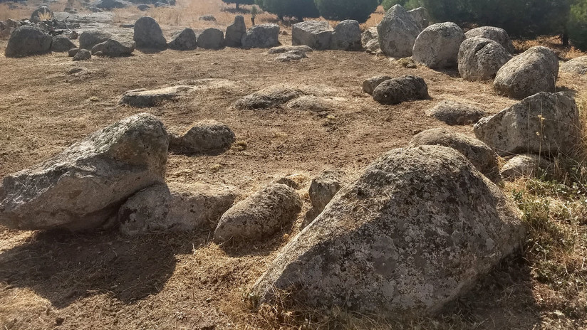 FOTOS: Descubren por casualidad 'un nuevo Stonehenge' en un pequeño pueblo español