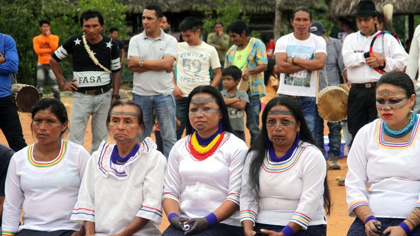 Sarayaku, el pueblo indígena ecuatoriano que se resiste a la extracción petrolera en su territorio