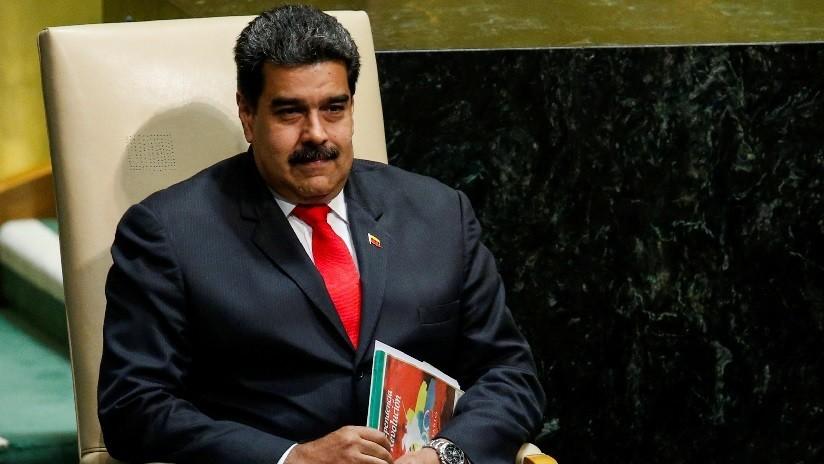 """""""Estoy listo, preparado y dispuesto"""": Maduro afirma que eventual reunión con Trump """"sería para bien"""""""