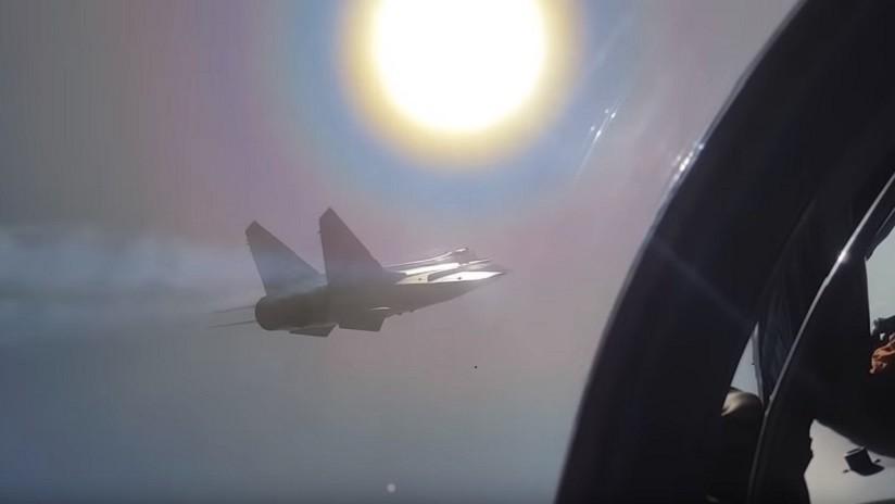 VIDEO: Rusia muestra el poder de bombarderos y cazas de países de la CEI en maniobras a gran escala