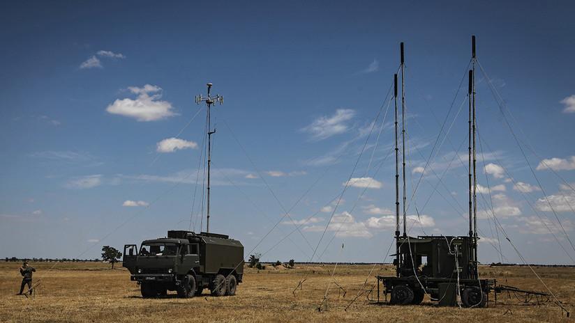 El sistema ruso de guerra electrónica en Siria podrá vigilar aviones de Europa e Israel