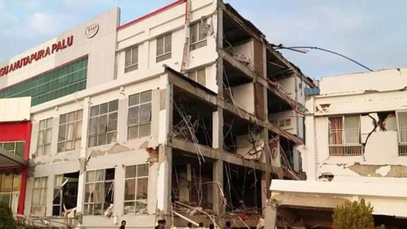 Un nuevo sismo de 5,1 sacude Célebes un día después del potente terremoto mortal