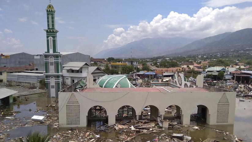 Terremoto y tsunami en Indonesia: El antes y después de la catástrofe (FOTOS)