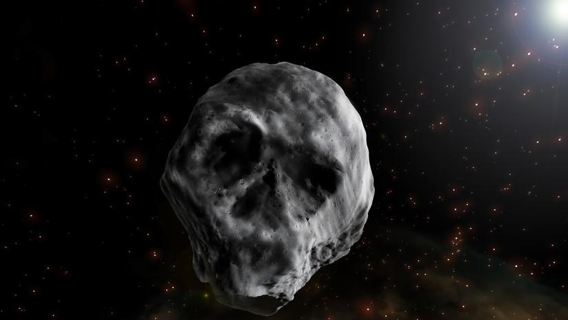 El asteroide calavera se 'acercará' a Tierra después de Halloween