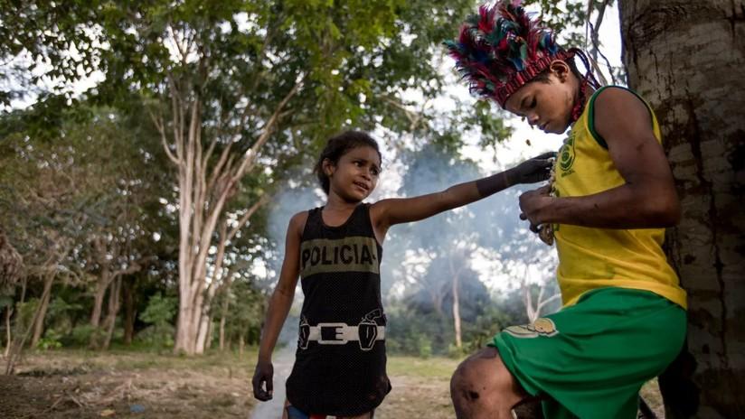 """""""Absoluta inseguridad jurídica"""": Persiste la violencia contra los pueblos indígenas de Brasil"""