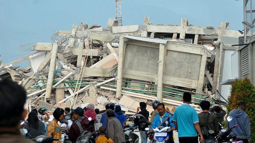 Escombros y muerte: Los estragos tras el terremoto y el tsunami en Indonesia