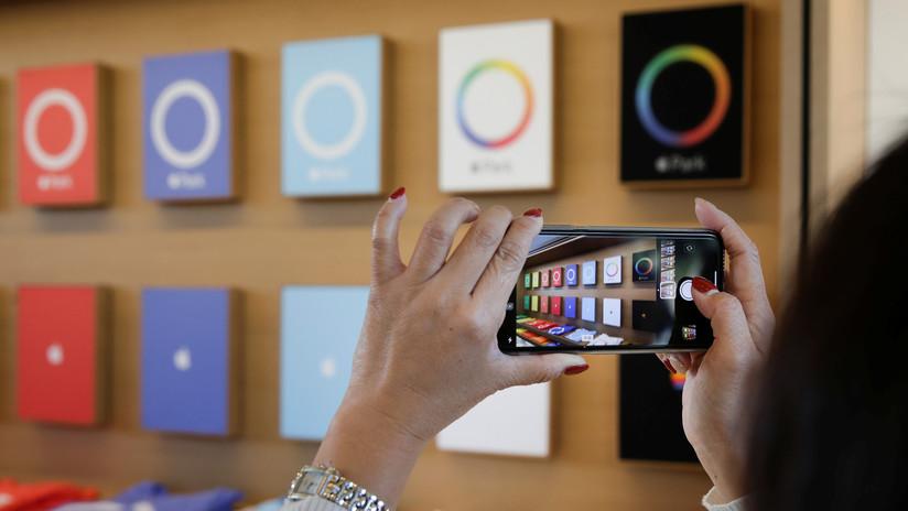 Los futuros iPhones podrían tener cámaras frontales invisibles