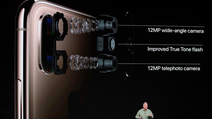 Efecto 'engañoso' de la cámara del nuevo iPhone XS causa molestias