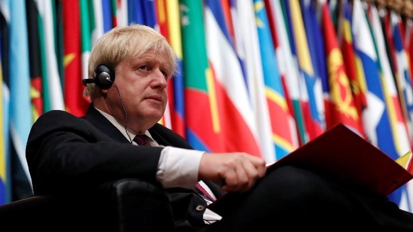 Fallo informático expone al público datos privados de Boris Johnson y otros conservadores británicos