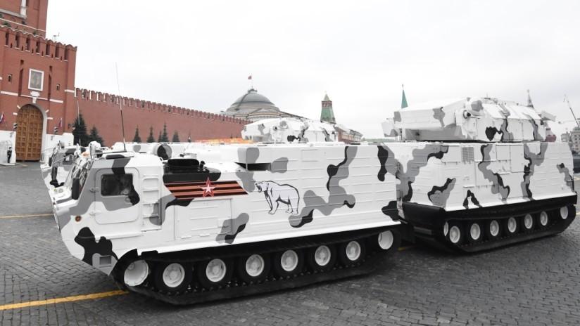 FOTOS: Rusia está creando novedosos complejos de artillería