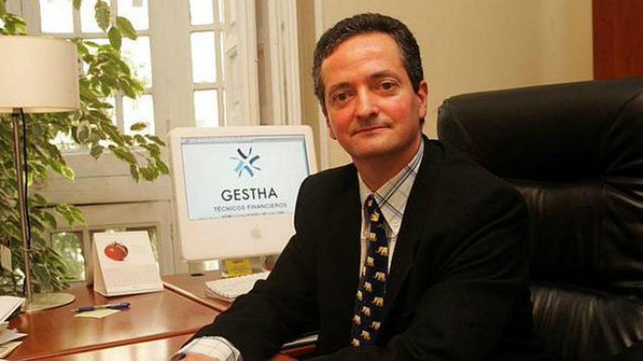 Jose María Mollinedo, Secretario General del Sindicato de Técnicos de Hacienda (GESTHA)