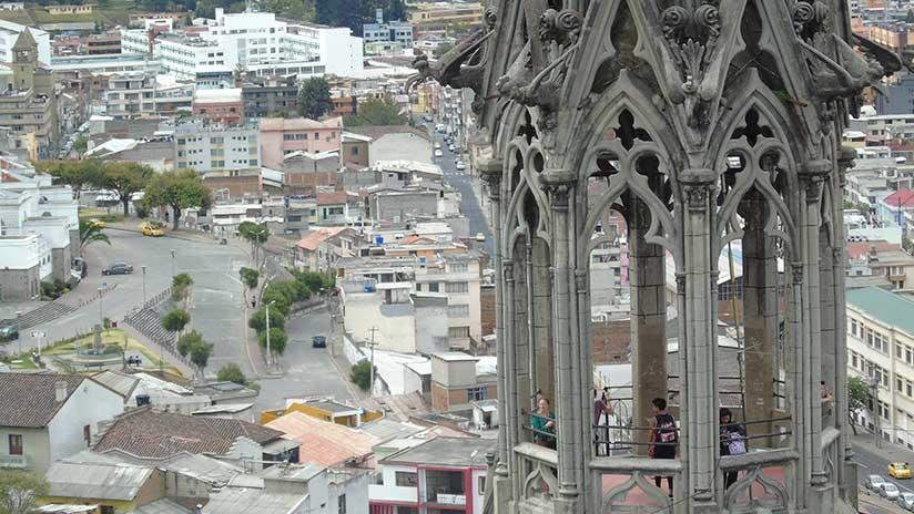 Quito La Primera Ciudad Del Mundo En Ser Declarada Patrimonio Cultural De La Humanidad Rt