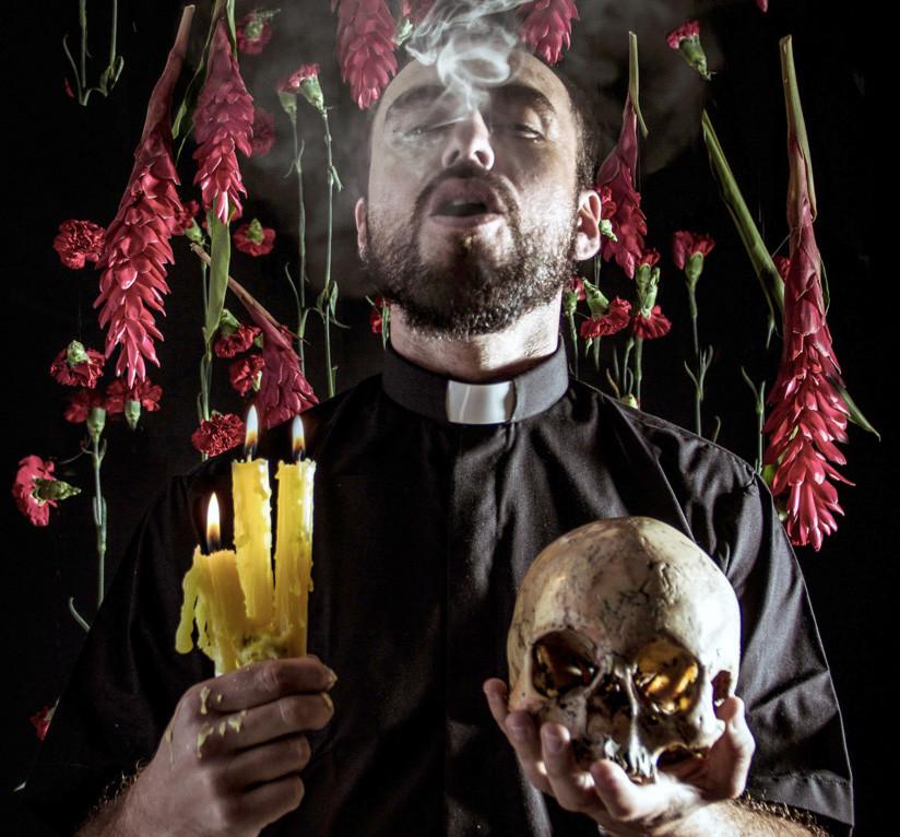 Guanaco, imagen para 'Blasfemia'. / Guanaco MC