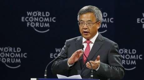 Hu Chunhua, viceprimer ministro de China