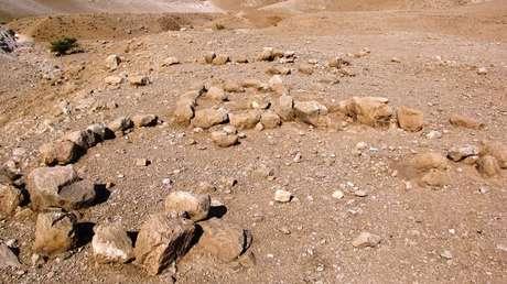 Ruinas de Khirbet el Mastarah