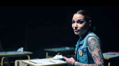 Imagen del video promocional 'Sin educación sexual' del Festival Erótico de Barcelona.
