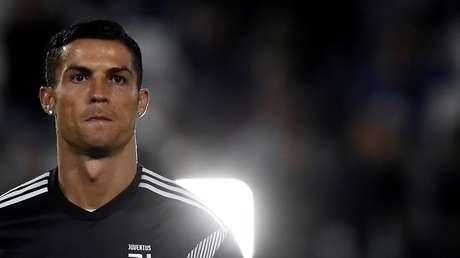 El futbolista portugués, Cristiano Ronaldo.