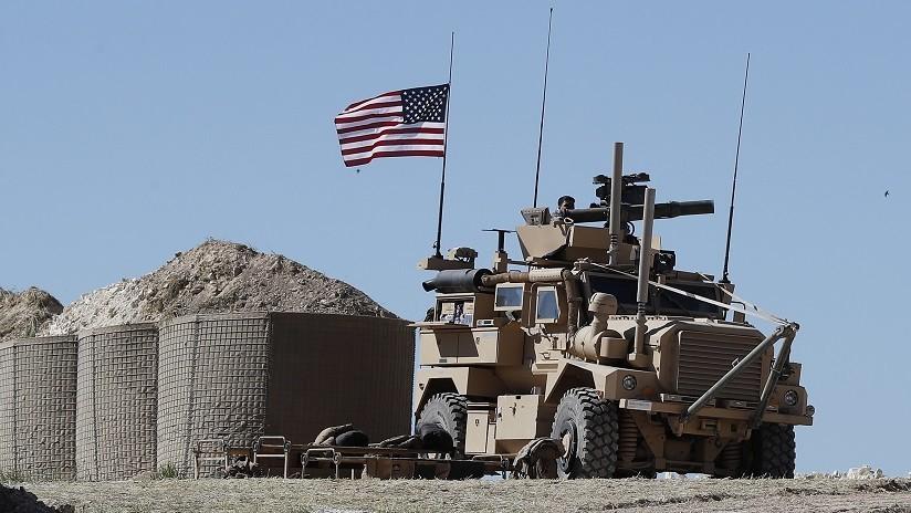 """Siria: """"EE.UU. prepara a los terroristas en su base de Al Tanf para prolongar la crisis en el país"""""""