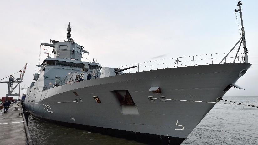Fragatas alemanas F125 podrían ser obsoletas cuando entren en servicio tras un nuevo aplazamiento