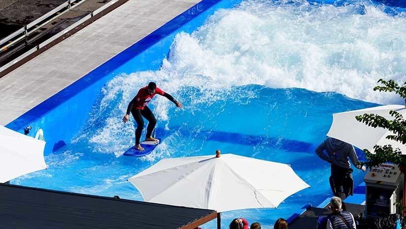 Un surfista muere por una ameba 'comecerebros' tras visitar una piscina de olas