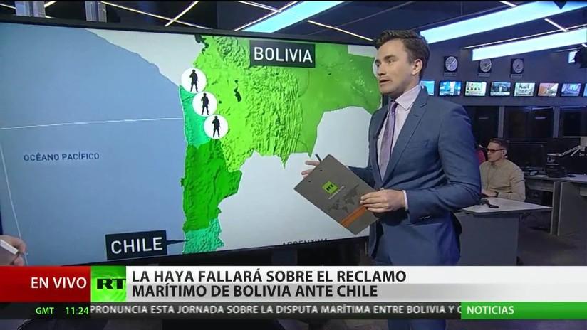 La Haya fallará este lunes sobre el reclamo marítimo de Bolivia ante Chile
