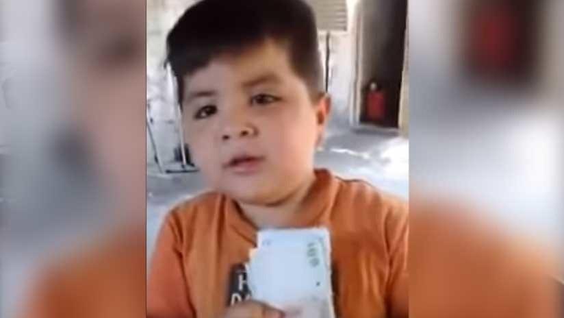 El gran gesto de Armani con un niño tucumano