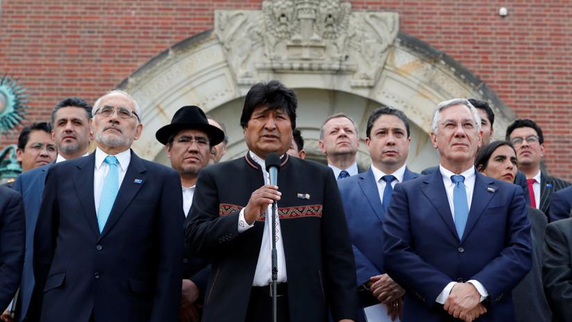 """Evo Morales sobre el acceso al mar: """"No hay obligación de negociar, pero sí una necesidad"""""""