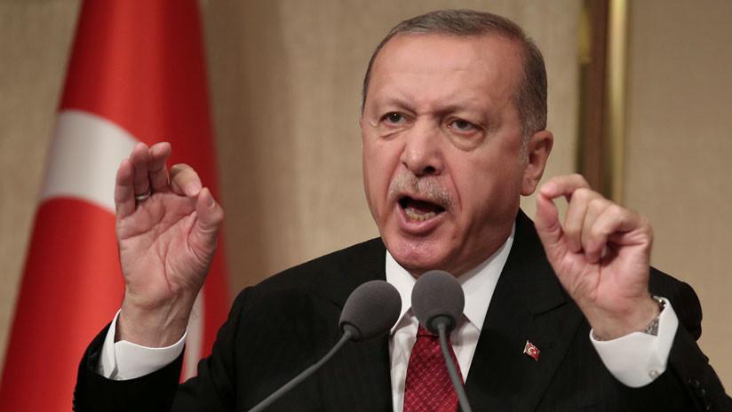 """Erdogan afirma que EE.UU. """"perdió credibilidad"""" por culpa de sus guerras comerciales"""