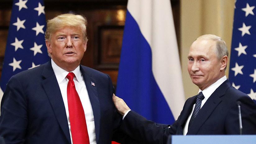 Putin goza de mayor confianza que Trump: Centro de Investigación Pew