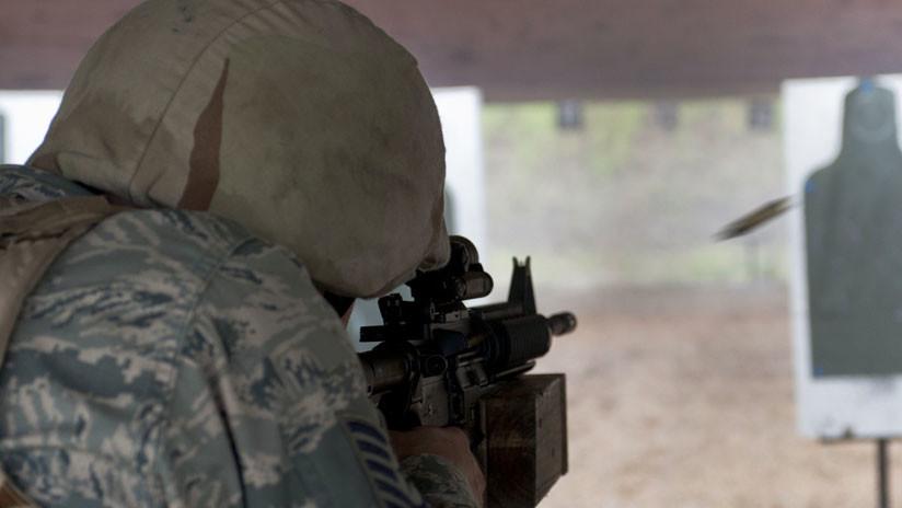 Capaz de disparar cuatro balas a la vez: Así podría ser el futuro rifle del Ejército de EE.UU.