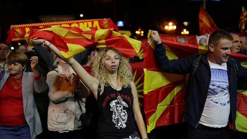 ¿Qué significa para los Balcanes, Rusia y la UE el fracaso del referéndum en Macedonia?