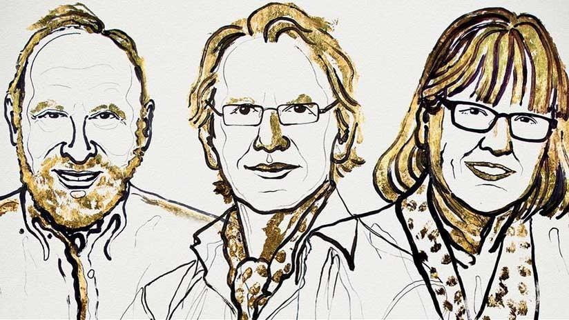 Anuncian los ganadores del Premio Nobel de Física