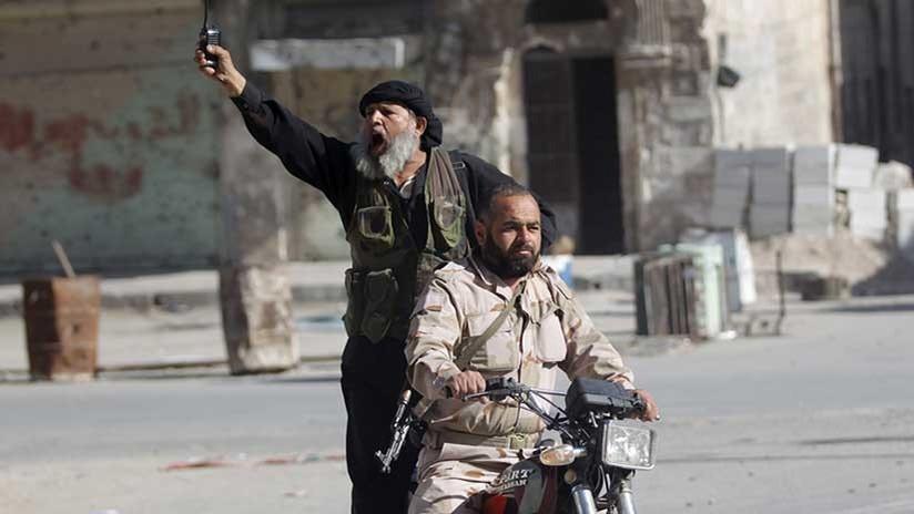 VIDEO: Espía del Ejército sirio consigue filmar imágenes del Idlib yihadista