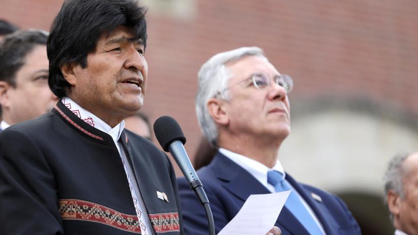"""Evo Morales sobre el fallo en contra por el acceso al mar: """"La lucha del pueblo boliviano sigue"""""""