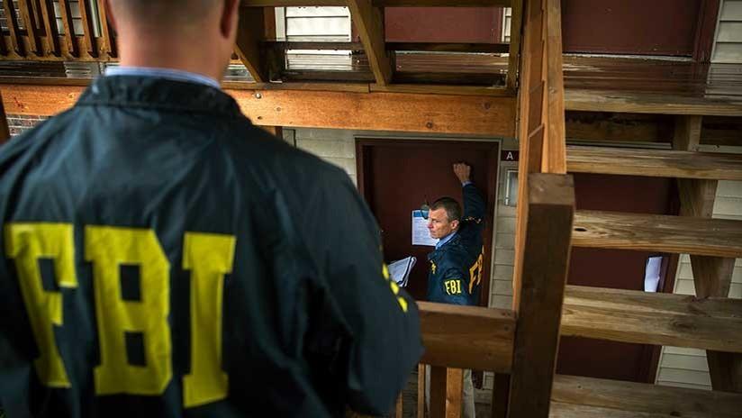 """Agentes del FBI revisan una casa llena de trampas y viven una """"escena al estilo Indiana Jones"""""""