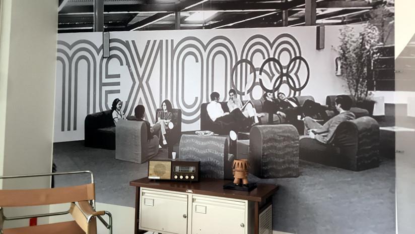 Entre la masacre de Tlatelolco y la celebración de las Olimpiadas: El México de octubre de 1968