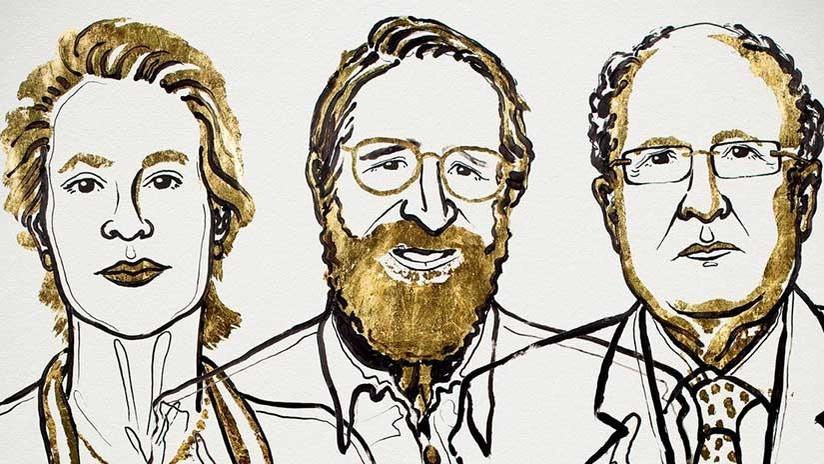Anuncian los ganadores del Premio Nobel de Química
