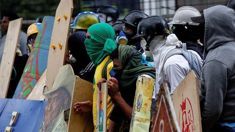 """Putin: """"Los métodos terroristas para derrocar al poder en Venezuela son inaceptables"""""""